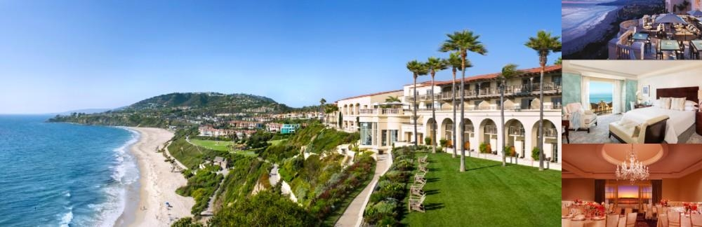 The Ritz Carlton Laguna Niguel photo collage