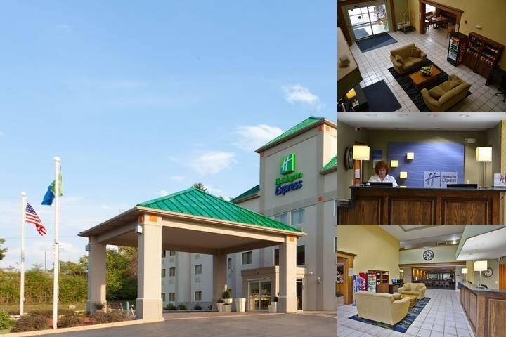Holiday Inn Express Irwin photo collage