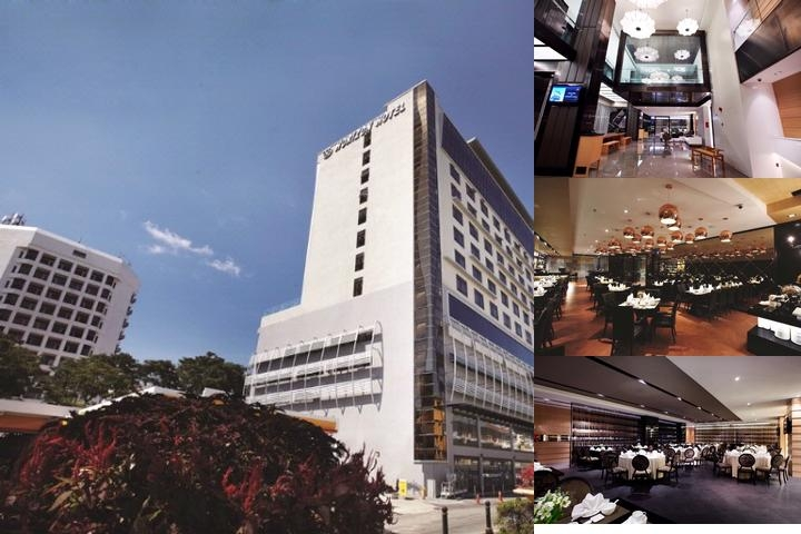 Horizon Hotel photo collage