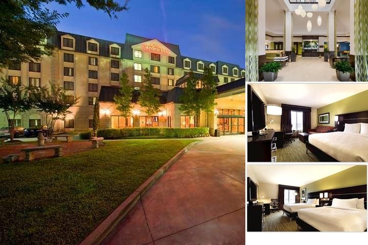 Hilton Garden Inn Houston Northwest photo collage