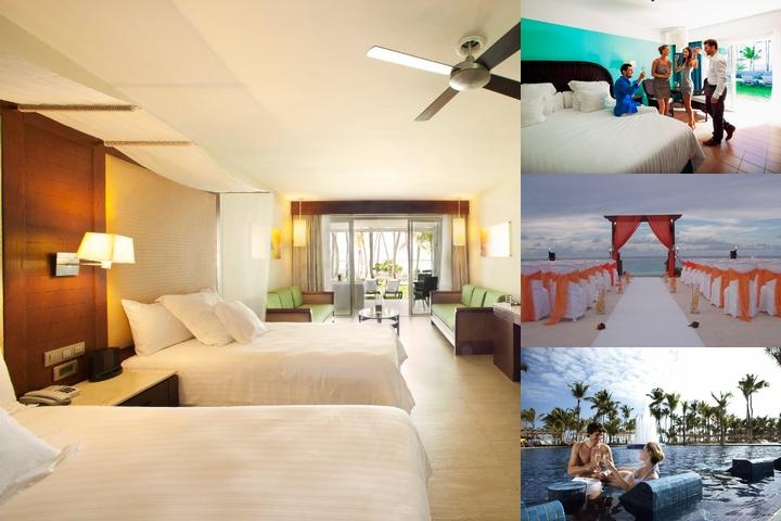 Barcelo Bavaro Palace Deluxe photo collage