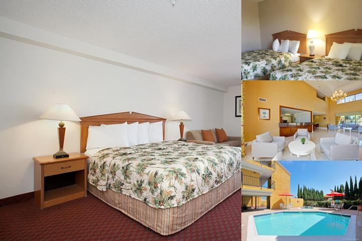 Stanton Inn & Suites photo collage
