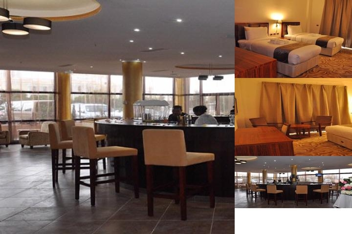 Kenenisa Hotel photo collage