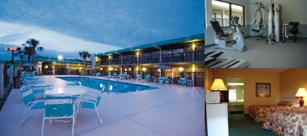 Travelodge Deltona photo collage