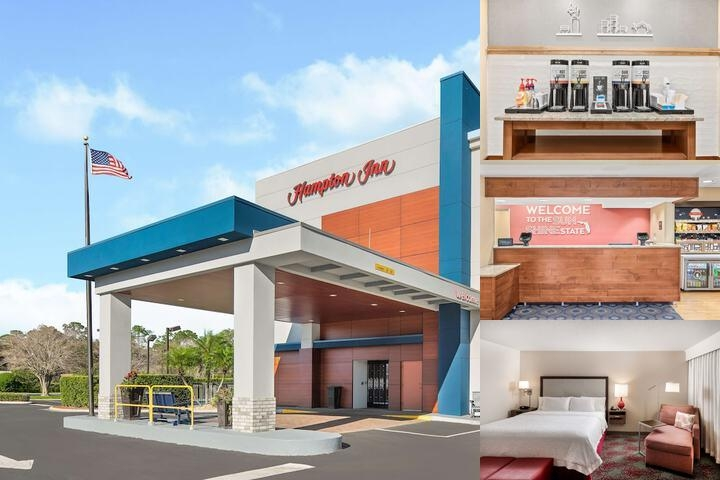Hampton Inn Debary photo collage