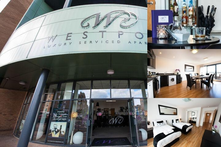 Westport Luxury Serviced Apartments photo collage