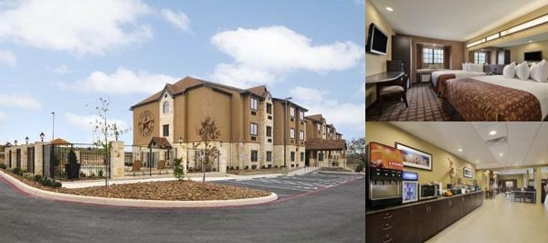 Microtel Inn & Suites by Wyndham San Antonio by Seaworld photo collage