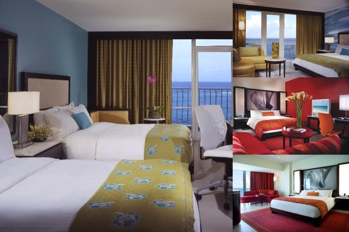 The Condado Plaza Hilton photo collage