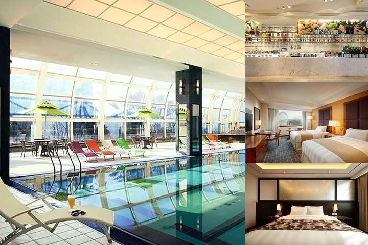 Lotte Hotel Ulsan photo collage