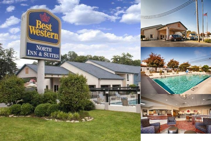 Best Western North Inn & Suites photo collage