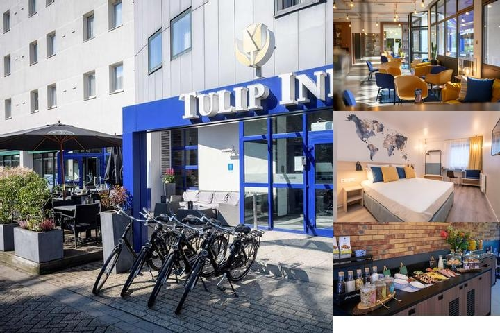 Tulip Inn Antwerpen photo collage