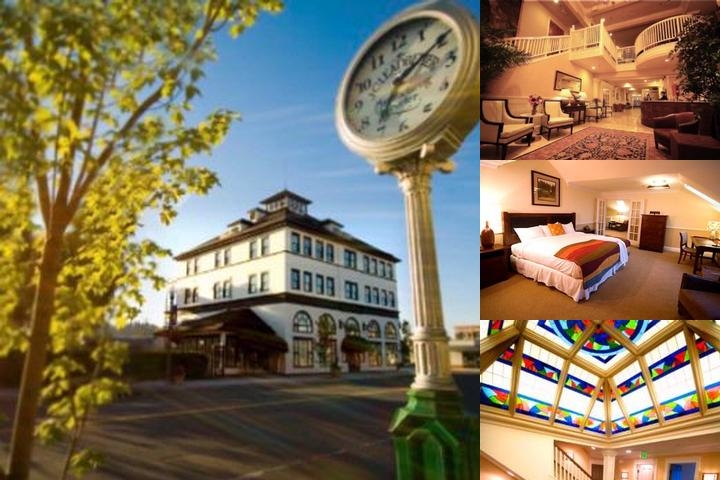 Majestic Inn & Spa photo collage
