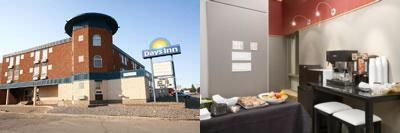 Days Inn Estevan photo collage