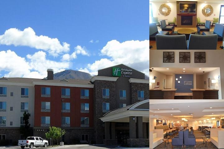 Holiday Inn Express & Suites Springville South Pro photo collage