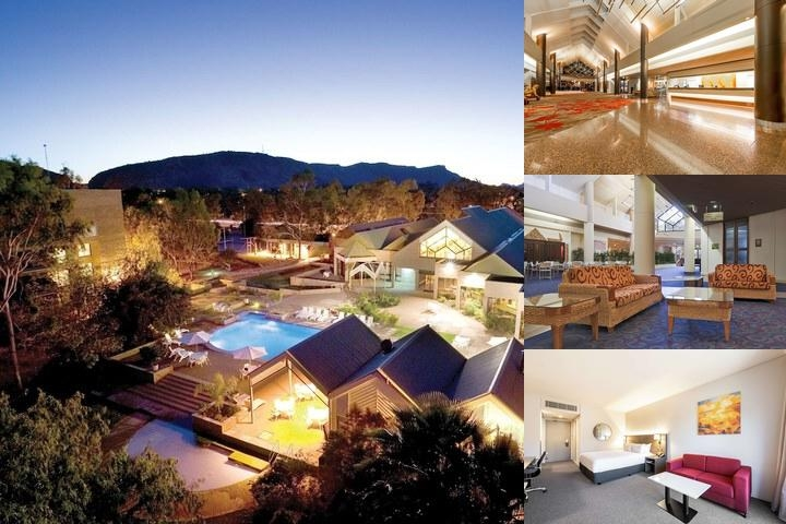 Doubletree by Hilton Alice Springs photo collage