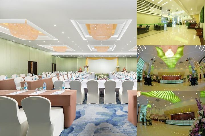 Best Western Green Hill Hotel photo collage