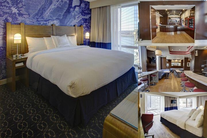 Fairfield Inn New York Manhattan / Financial Distr photo collage