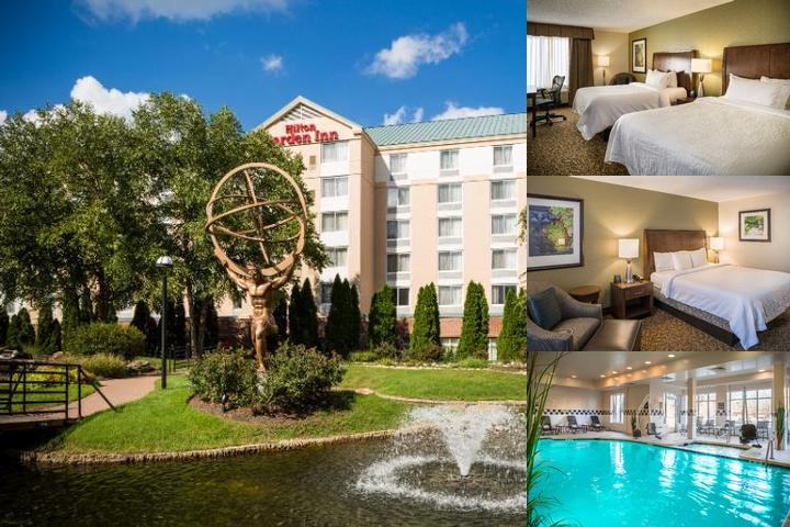 Hilton Garden in Richmond Innsbrook photo collage