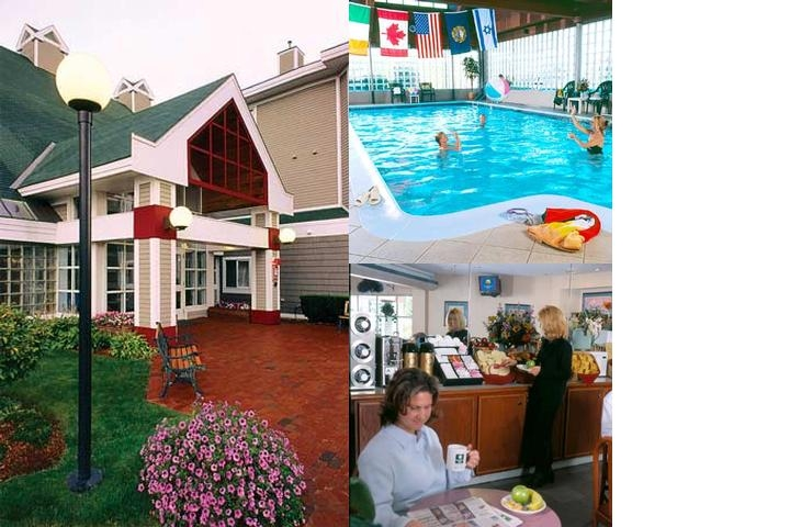 Comfort Inn Concord photo collage