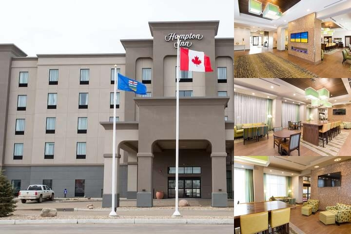 Hampton Inn by Hilton Lloydminster photo collage