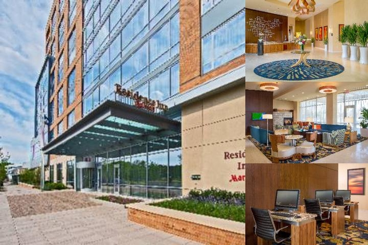Residence Inn Marriott Arlington Ballston photo collage