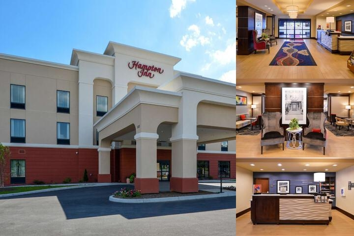 Hampton Inn Rome Ny photo collage