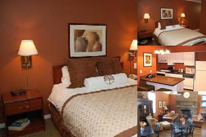 Hawthorn Suites Greenville photo collage