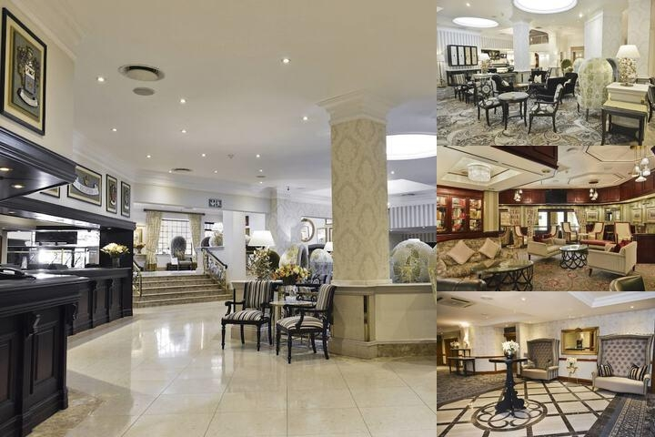 Protea Hotel by Marrriott Johannesburg Balalaika Sandton photo collage