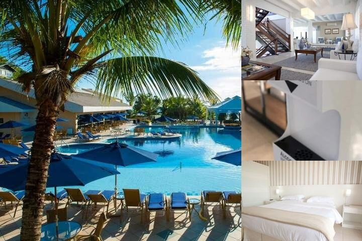 Infinity Blue Resort and Spa photo collage