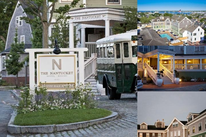 The Nantucket Hotel & Resort photo collage