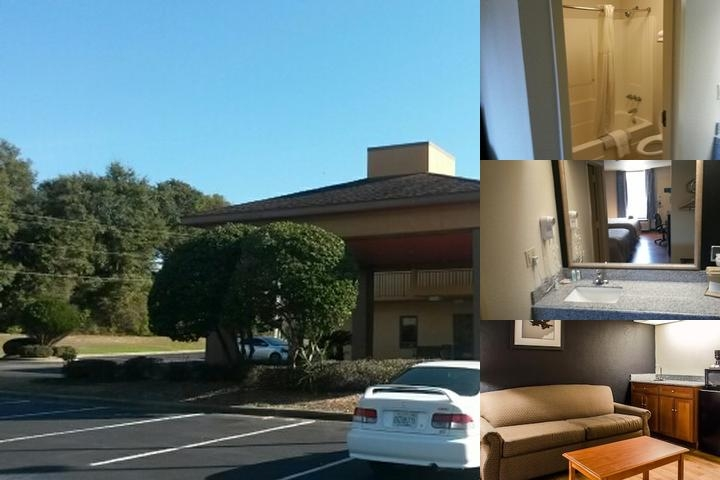 Quality Inn Eglin Afb photo collage