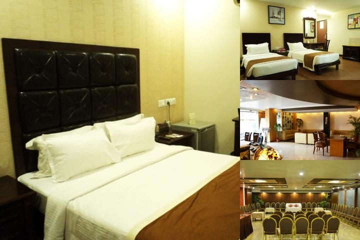 Best Western Hotel Ganga Regency photo collage