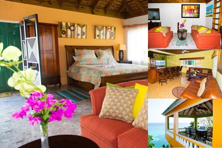 Pineapple Cove Resort photo collage