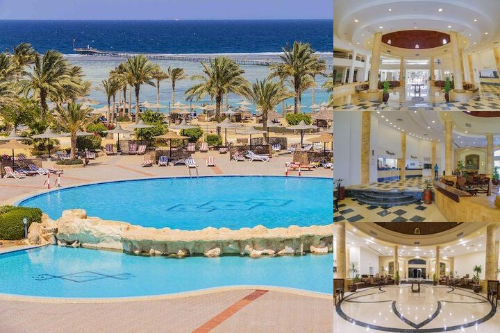 Elphistone Resort Marsa Alam photo collage