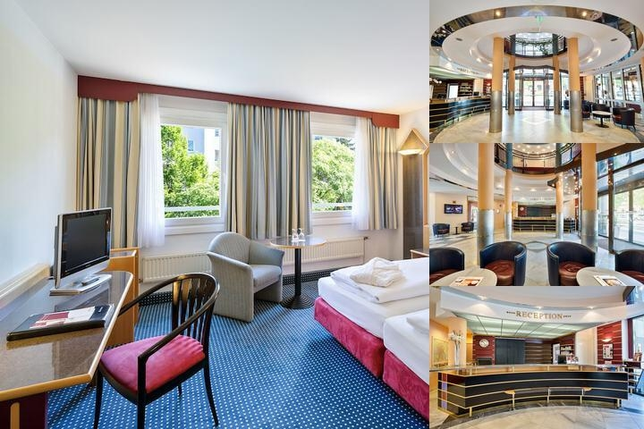 Austria Trend Hotel Lassalle photo collage