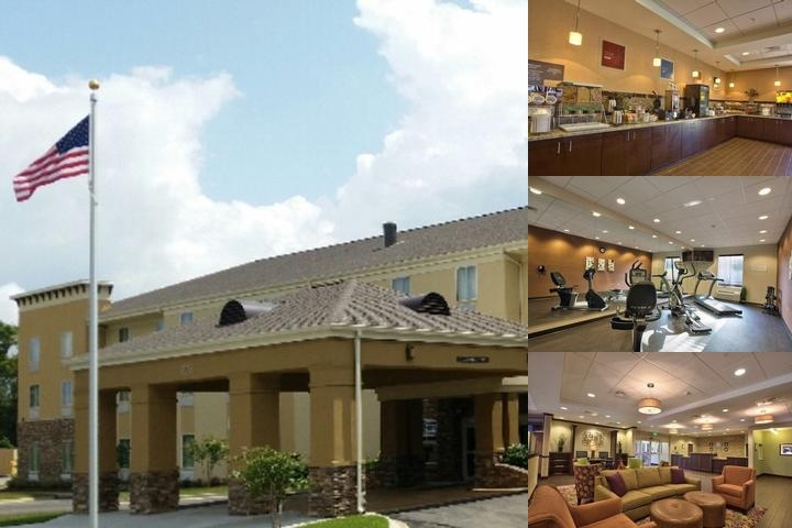 Comfort Inn & Suites Dothan photo collage