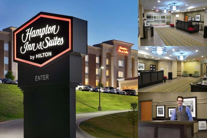 Hampton Inn & Suites Downtown photo collage