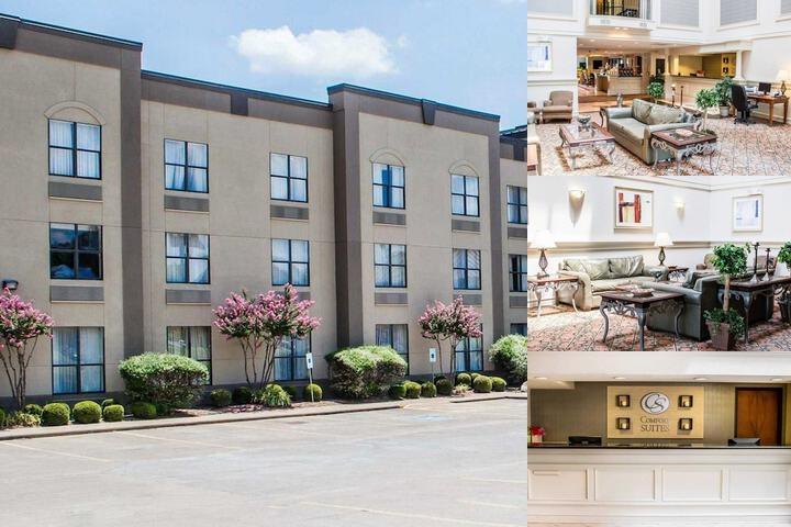 Comfort Suites Photo Collage