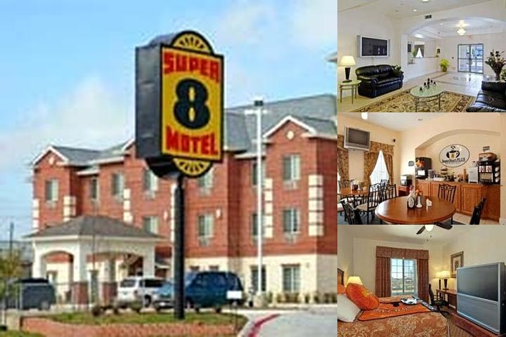 Super 8 Motel Austin Airport South photo collage