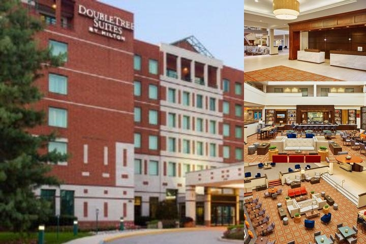 Doubletree Suites by Hilton Philadelphia West photo collage