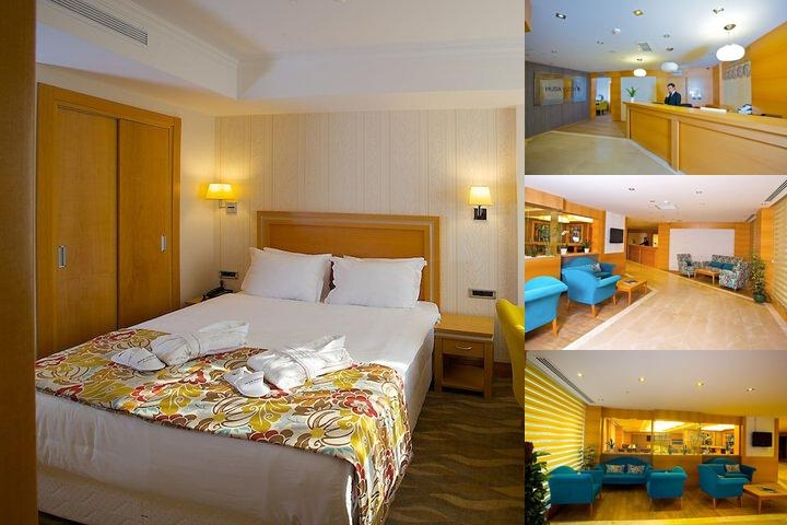 Vizon Hotel photo collage