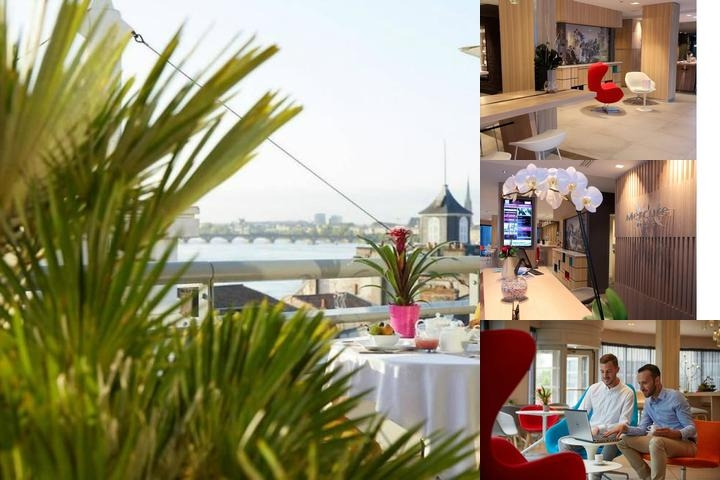Mercure Bordeaux Cite Mondiale Centre Ville photo collage