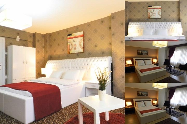 Simal Airport Suites photo collage