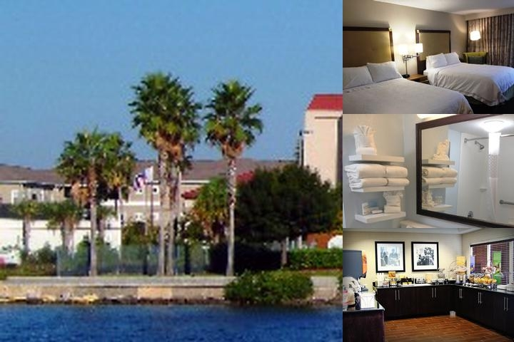 Hampton Inn Tampa / Rocky Point photo collage