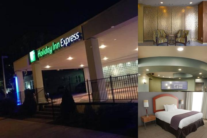 Holiday Inn Express St. Louis Central West End photo collage