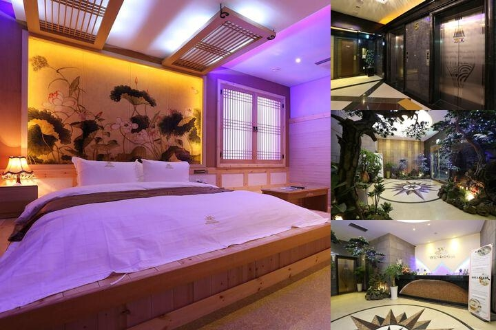 Dongtan Hotel Windsor photo collage