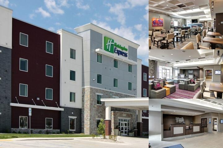 Holiday Inn Express Fargo Sw I94 Medical Center photo collage