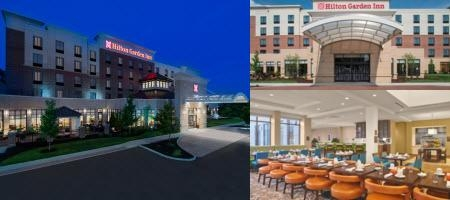 Hilton Garden Inn Akron photo collage