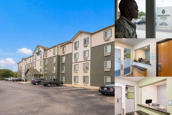 Woodspring Suites Round Rock photo collage