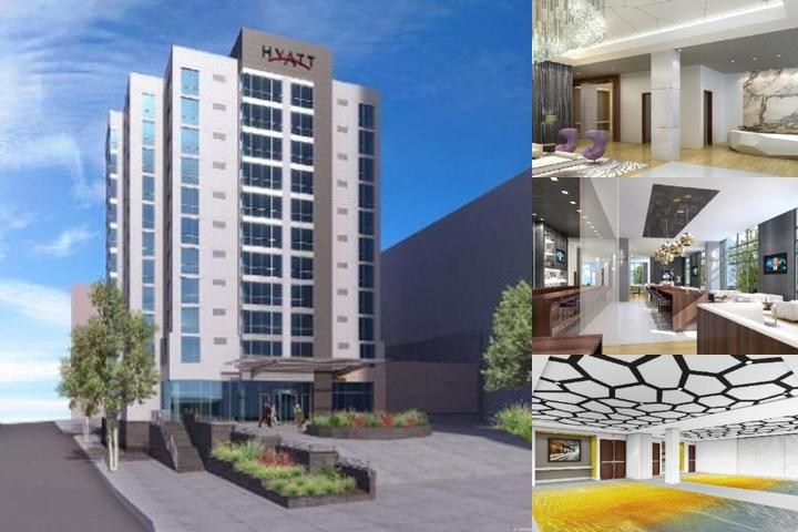 Hyatt Atlanta Midtown photo collage